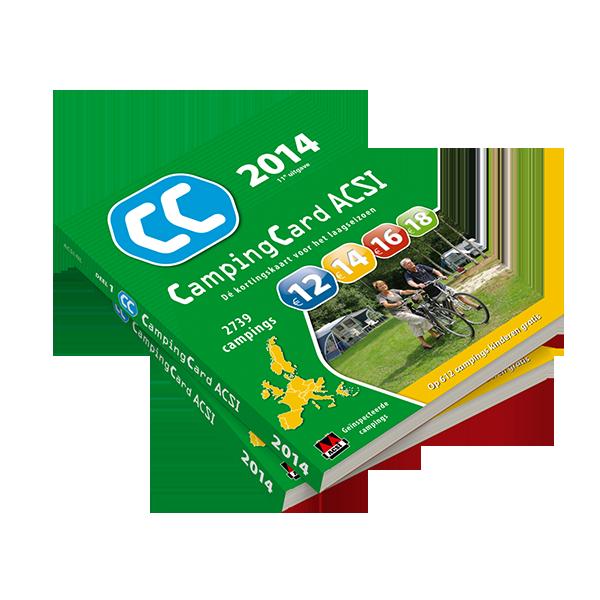 ACSI Campingcard 2014