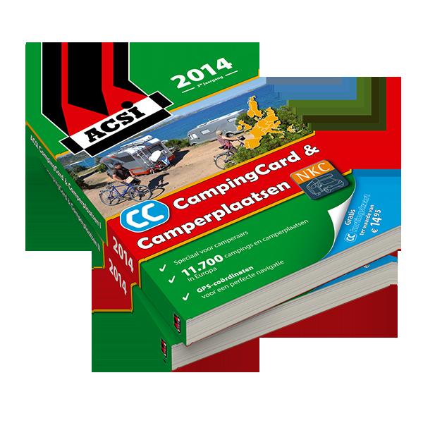 ACSI Campingcard en Camperplaatsen