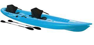 Kayak sit on 2 persoons