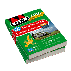 ACSI Campingcard en Camperplaatsen 2016