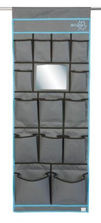 BC Tentschort 14v.met spiegel grijs