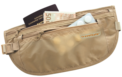 TravelSafe Moneybelt Light