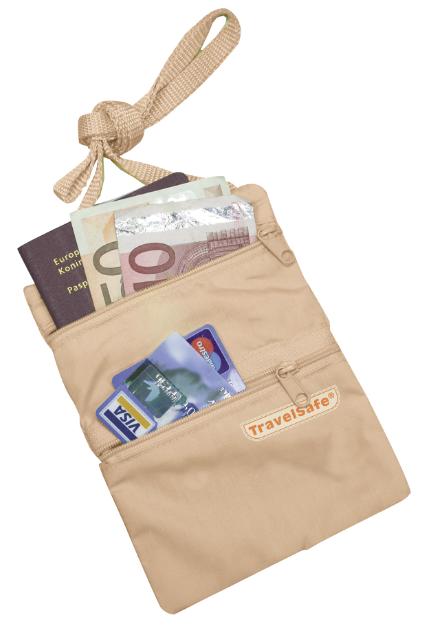TravelSafe Security Pocket