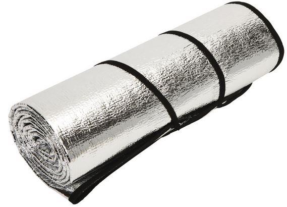 BC Slaapmat schuim/alufolie 60x190c