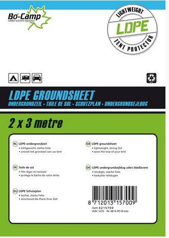 Afdekfolie - grondzeil LDPE