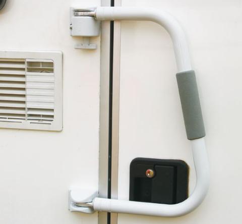 Fiamma Security deurslot / steun