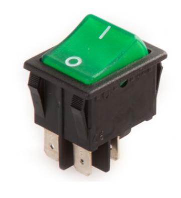 Dometic Koelkastschakelaar 230 volt groen