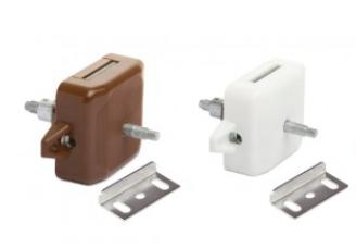 Kast - Toiletdeurslot Push-lock