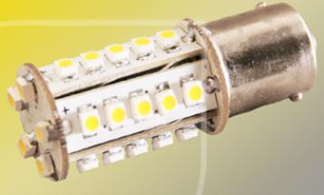 LED verlichting BA15S