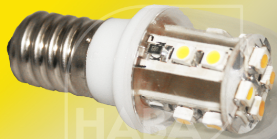 LED verlichting E14