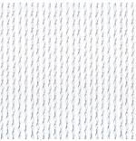 Travellife deurgordijn Sparkle blauw 60x190cm