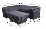 Garden Impressions Coverit Lounge-dininghoes 205/255x73xH80 & 152x82xH65 cm