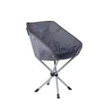 Bo-Camp - Vouwstoel - Compact - Staal - Antraciet