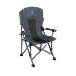 Bo-Camp - Kinderstoel - Comfort - Opvouwbaar - Antraciet