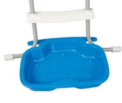 Intex voetenbad zwembad (56 x 46 cm)