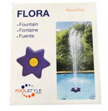 Poolstyle Flora waterfontein