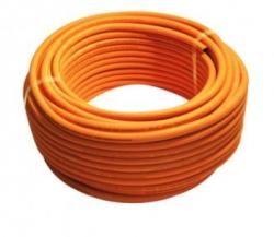 PVC gasslang per meter