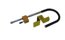 Milenco wielklem Compact C aluminium/stalen velg SCM gekeurd