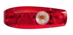 Hella Caraluna 2 caravan achterlicht links rood