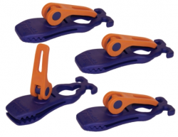 Peggy Peg Crocodile 4x