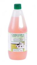 Caravan en camper cleaner