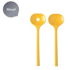 Mepal Saladebestek - Bloom - Pebble Yellow