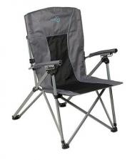 Bo-Camp Vouwstoel Deluxe King Plus Antraciet