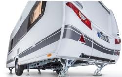 E & P Hydraulisch Levelsysteem Caravan