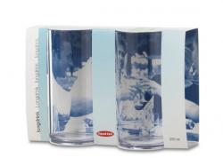 Mepal Longdrinkglas set van 2 stuks (250 ml)