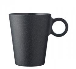 Mepal mok 300 ml - Bloom - Pebble Black