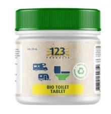 123 - Bio Toilet Tablet