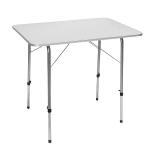 Camp-Gear - Campingtafel - Hoogte verstelbaar - 80x60 cm