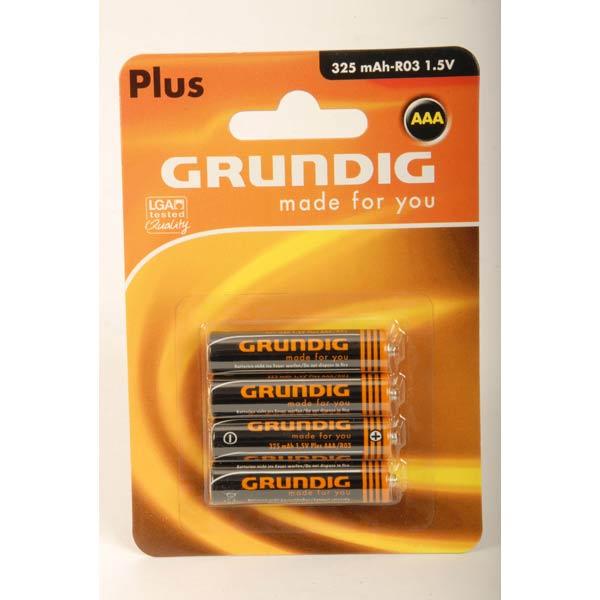 AAA Batterij Grundig