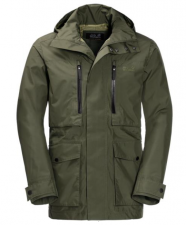 Jack Wolfskin Bridgeport Jacket Heren