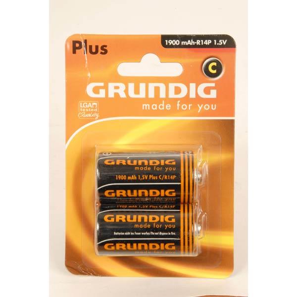 C-cell Batterij Grundig