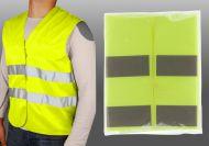 Veiligheidsvest reflecterend geel
