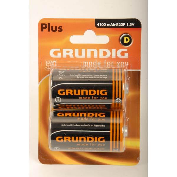 D-cell Batterij Grundig