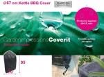 Garden Impressions Coverit Bol BBQ hoes 67cm