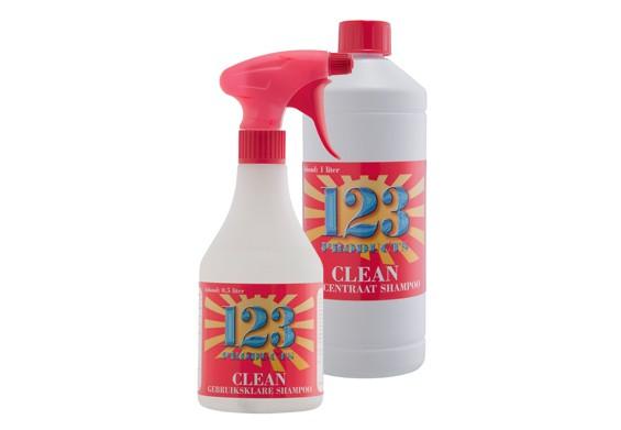 123 - Clean 500 ml.