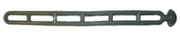 Trapspanner met knop 24,5 cm