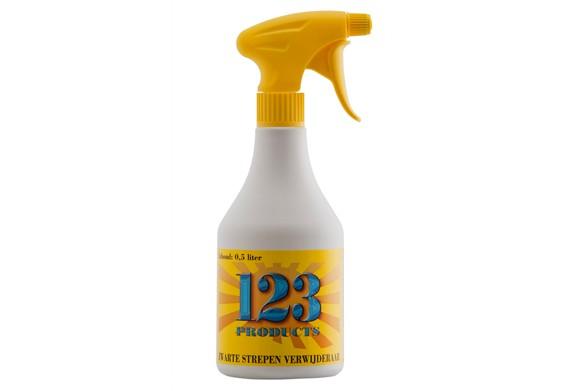 123 - Zwarte strepen verwijderaar