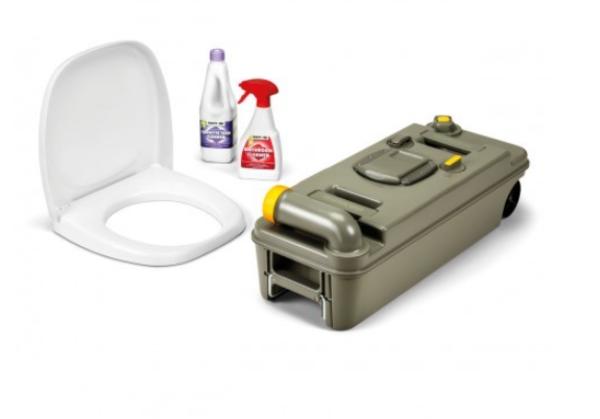 Chemisch Toilet Vloeistof : Thetford c2 3 4 fresh up set