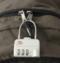 TravelSafe Bagage slot TSA (met kabel)