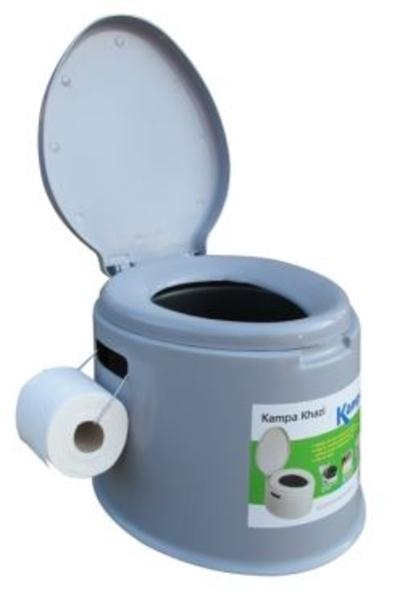 Kampa Khazi Toilet