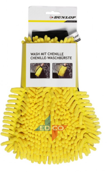 Washandschoen chenille