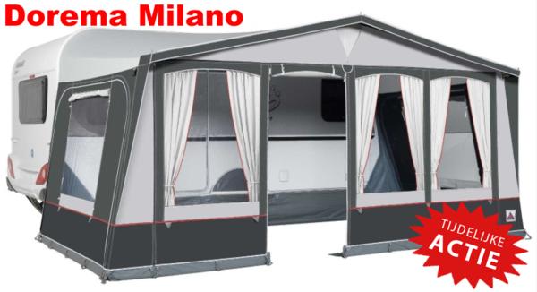 Dorema Milano Voortent *Actie*