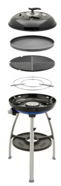 Cadac Carri Chef 2 bbq/ chef pan /dome