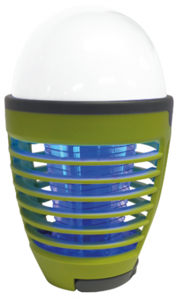 Eurotrail Oplaadbare anti-muggen lamp