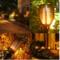 Solar LED tuinfakkel