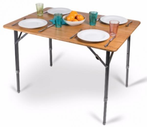 Kampa Bamboo tafel Large
